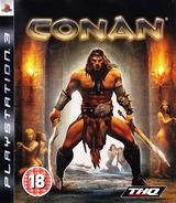 Conan PS3 cover (BLES00076)