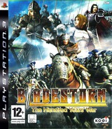 Bladestorm: The Hundred Years' War PS3 cover (BLES00113)