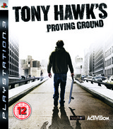 Tony Hawk's Proving Ground PS3 cover (BLES00130)