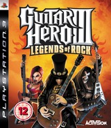 Guitar Hero III: Legends of Rock PS3 cover (BLES00134)