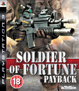 Soldier of Fortune: Payback PS3 cover (BLES00189)