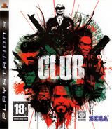 The Club PS3 cover (BLES00192)