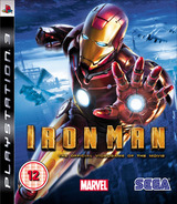 Iron Man PS3 cover (BLES00247)