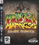 Monster Madness: Grave Danger PS3 cover (BLES00255)