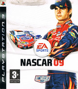 Nascar 09 PS3 cover (BLES00268)
