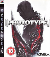 Prototype PS3 cover (BLES00269)