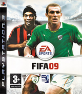 FIFA 09 PS3 cover (BLES00314)
