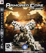 Armored Core: For Answer PS3 cover (BLES00370)
