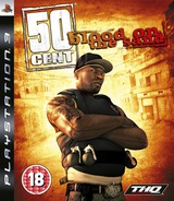 50 Cent: Blood on the Sand PS3 cover (BLES00472)