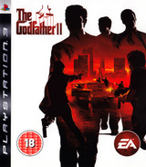 The Godfather II PS3 cover (BLES00477)