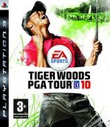 Tiger Woods PGA Tour 10 PS3 cover (BLES00530)