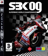 SBK-09 Superbike World Championship PS3 cover (BLES00536)