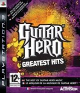 Guitar Hero: Greatest Hits PS3 cover (BLES00549)