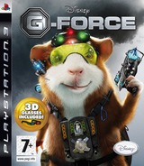 G-Force PS3 cover (BLES00574)