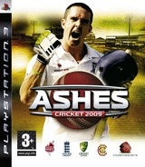 Ashes Cricket 2009 PS3 cover (BLES00639)