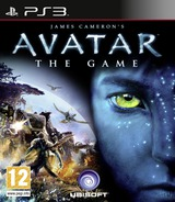 Avatar: The Game PS3 cover (BLES00667)
