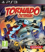 Tornado Outbreak PS3 cover (BLES00695)