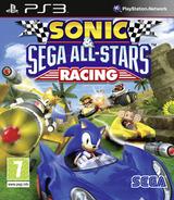 Sonic & Sega All-Stars Racing PS3 cover (BLES00750)