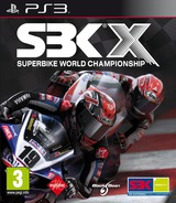 SBK X Superbike World Championship PS3 cover (BLES00774)
