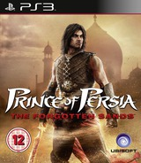 Prince of Persia: The Forgotten Sands PS3 cover (BLES00840)