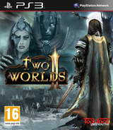 Two Worlds II PS3 cover (BLES00845)