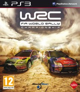WRC: Fia World Rally Championship PS3 cover (BLES00992)