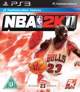 NBA 2K11 PS3 cover (BLES01008)