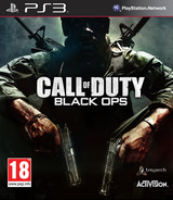 Call of Duty: Black Ops PS3 cover (BLES01032)
