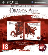 Dragon Age: Origins - Ultimate Edition PS3 cover (BLES01076)