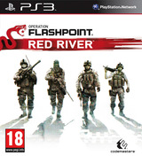 Operation Flashpoint: Red River PS3 cover (BLES01171)