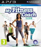 My Fitness Coach - Club PS3 cover (BLES01191)