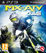 MX vs. ATV Alive PS3 cover (BLES01192)