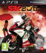 SBK 2011 FIM Superbike World Championship PS3 cover (BLES01226)