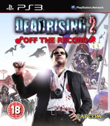 Dead Rising 2:Off The Record PS3 cover (BLES01302)