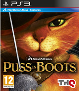 Puss in Boots PS3 cover (BLES01308)