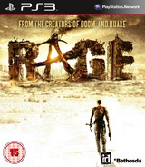Rage PS3 cover (BLES01377)