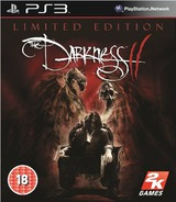 The Darkness II PS3 cover (BLES01388)