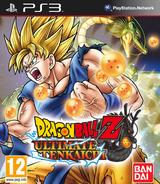 Dragon Ball Z: Ultimate Tenkaichi PS3 cover (BLES01401)
