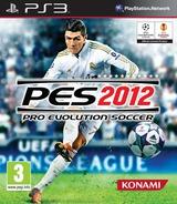 Pro Evolution Soccer 2012 PS3 cover (BLES01406)