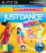 Just Dance Kids PS3 cover (BLES01447)
