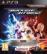 Tekken Hybrid PS3 cover (BLES01454)