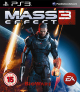 Mass Effect 3 PS3 cover (BLES01462)