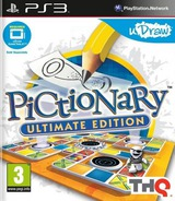 Pictionary: Ultimate Edition PS3 cover (BLES01474)