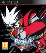 BlazBlue: Continuum Shift: Extend PS3 cover (BLES01487)