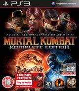 Mortal Kombat Komplete Edition PS3 cover (BLES01508)