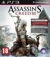 Assassin's Creed III PS3 cover (BLES01668)