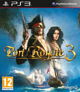 Port Royale 3: Pirates & Merchants PS3 cover (BLES01707)