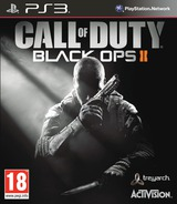 Call of Duty: Black Ops II PS3 cover (BLES01719)