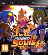 Mugen Souls PS3 cover (BLES01723)