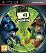 Ben 10 Omniverse PS3 cover (BLES01753)